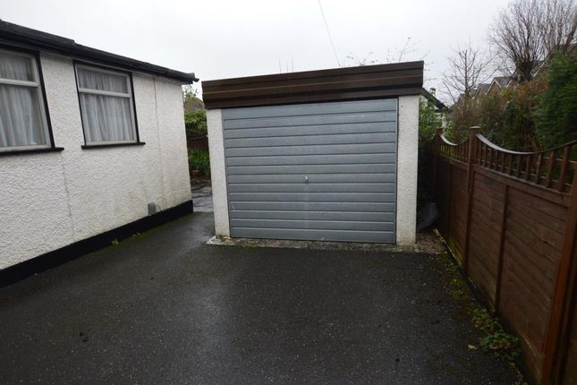 Garage of Summer Lane, Whipton, Exeter, Devon EX4