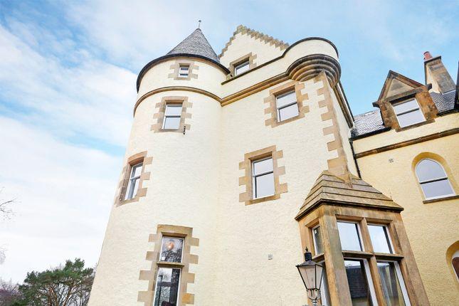 Thumbnail Flat for sale in Venlaw Castle, Peebles