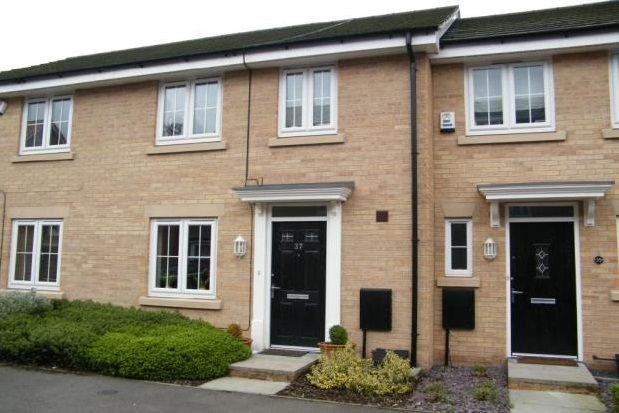 Thumbnail Property to rent in Horse Chestnut Close, Chesterfield