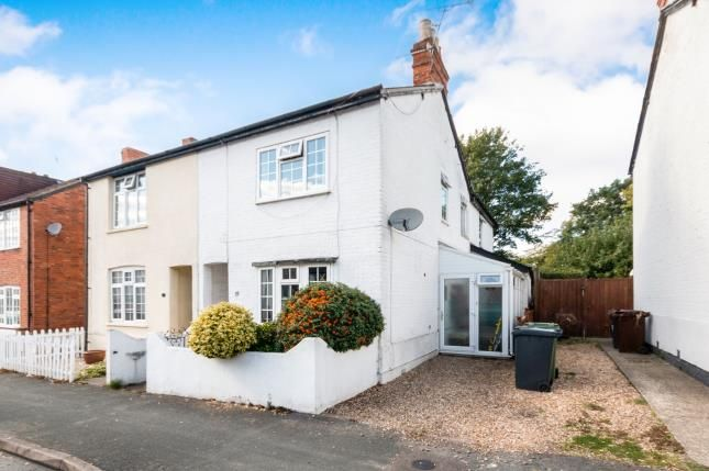 Thumbnail Semi-detached house for sale in Camberley, Surey, .