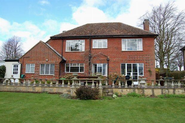 Thumbnail Detached house to rent in Earls Barton Road, Great Doddington, Northampton