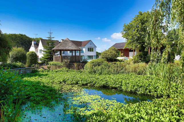 Detached house for sale in Rudry Road, Lisvane, Cardiff