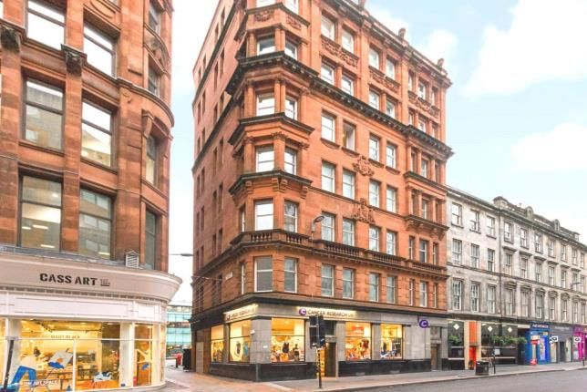 Thumbnail Flat for sale in Queen Street, Merchant City, Glasgow, Lanarkshire