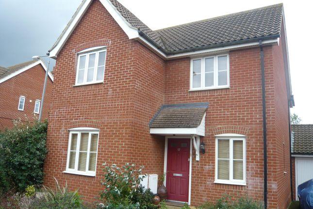 Thumbnail Detached house to rent in Mallard End, Downham Market