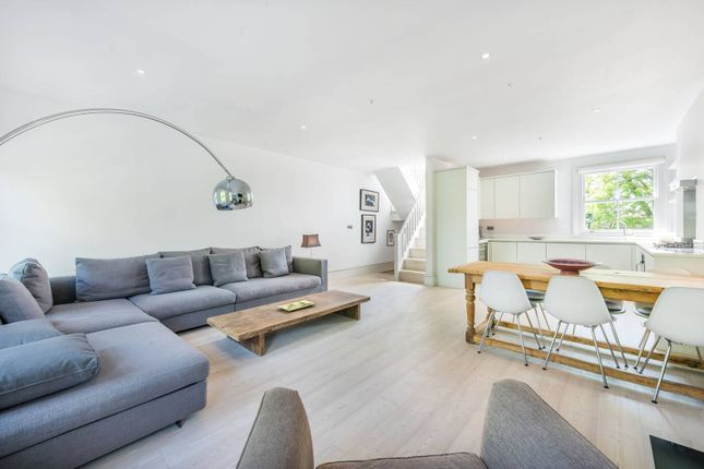Thumbnail Flat to rent in Harvist Road, Queen's Park
