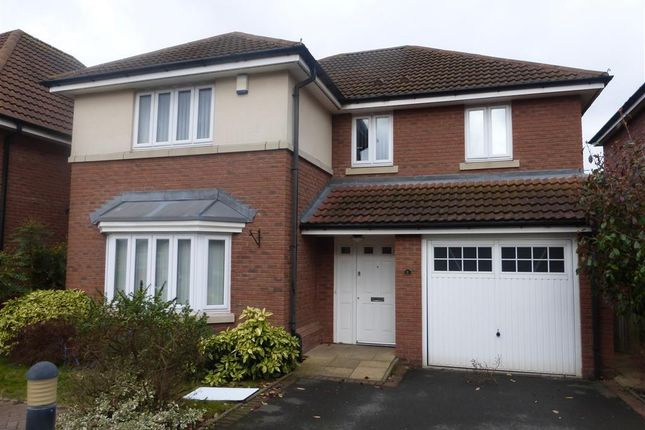 Thumbnail Detached house to rent in Martyn Smith Close, Great Barr, Birmingham