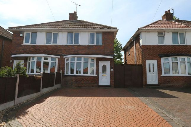 2 bed semi-detached house for sale in 15, Aston Road, Tividale, Oldbury, West Midlands