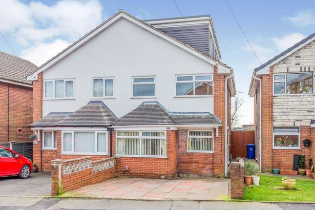 Thumbnail Semi-detached house for sale in Robin Hill Grove, Stoke-On-Trent, Staffordshire