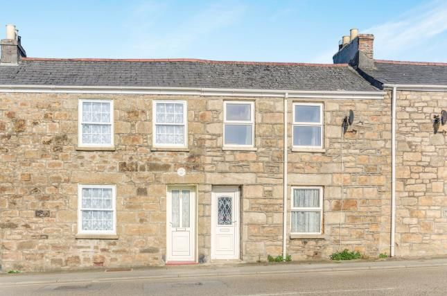 3 bed terraced house for sale in Camborne, Cornwall, .