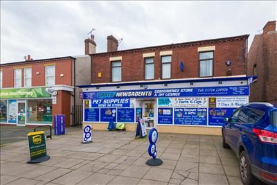Thumbnail Commercial property for sale in 88A, 90A And 88-90 Bispham Road, Southport