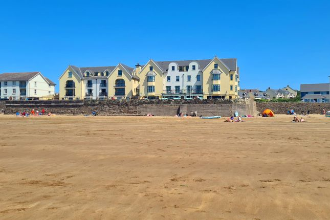 Thumbnail Flat for sale in St Brides Bay Apartments, Enfield Road, Broad Haven, Haverfordwest