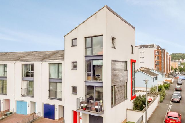 Thumbnail Town house for sale in Pennant Place, Portishead, North Somerset