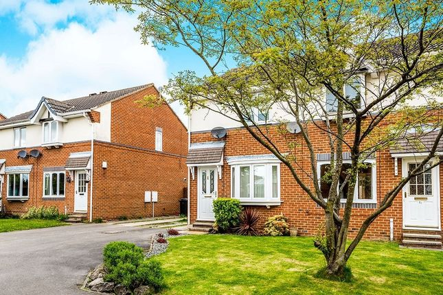 Thumbnail Semi-detached house to rent in Hillthorpe Court, Leeds