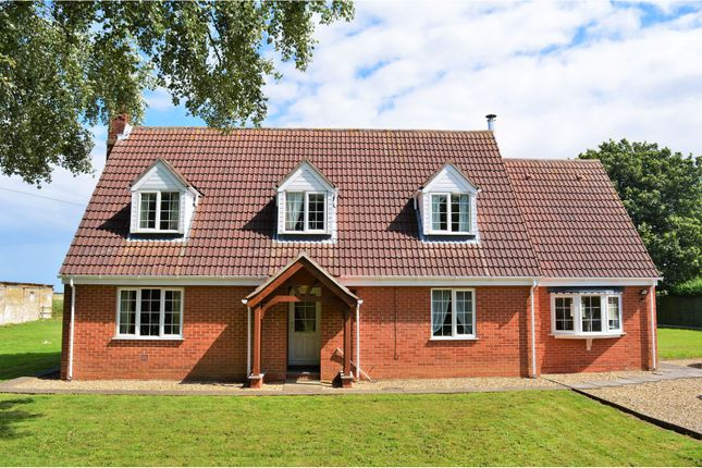 Thumbnail Detached house for sale in Hobhole Bank, Boston