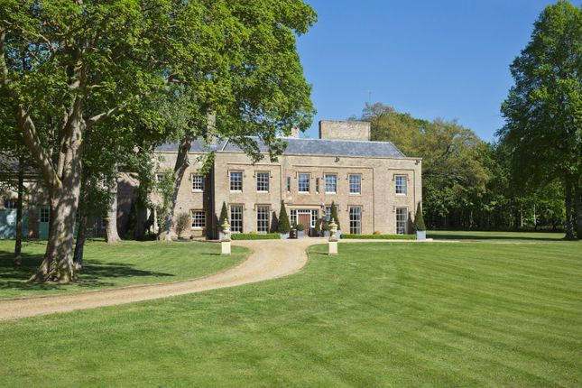 Thumbnail Country house for sale in Linton Road, Horseheath, Cambridge