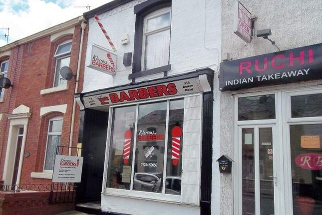 Thumbnail Commercial property for sale in Bolton Road, Blackburn