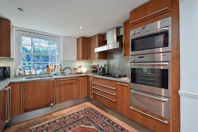 Kitchen of Hanover Gardens, London SE11