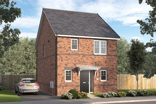 """Thumbnail Semi-detached house for sale in """"The Haddington Semi"""" at Leger Way, Intake, Doncaster"""