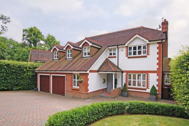 Thumbnail Detached house for sale in The Badgers, Barnt Green, Birmingham