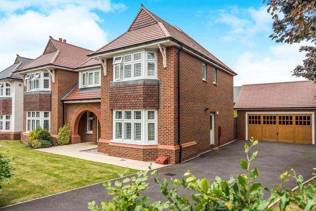 Thumbnail Detached house for sale in Dunbabin Road, Wavertree, Liverpool
