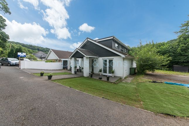 Thumbnail Detached bungalow for sale in Chapel-Of-Ease, Abercarn, Newport.