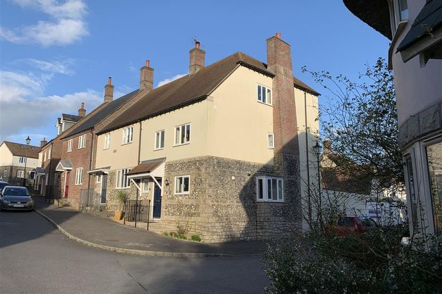 Thumbnail End terrace house to rent in Penn Hill View, Stratton, Dorchester