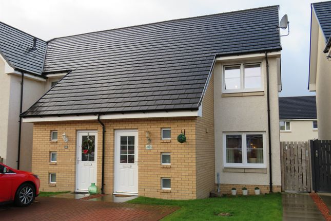 2 bed semi-detached house for sale in Rollock Street, Stirling