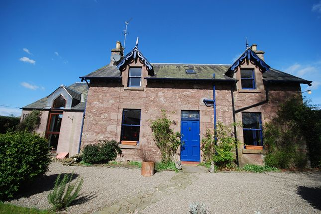 Thumbnail Detached house for sale in Woodlands Road, Blairgowrie