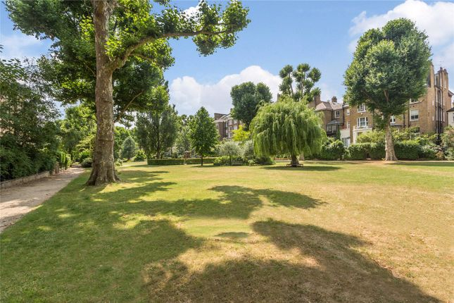 Communal Garden of Randolph Crescent, Little Venice, London W9