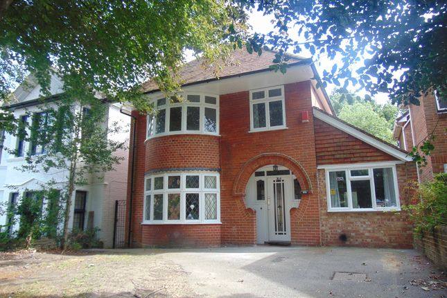 Thumbnail Detached house to rent in Lawn Road, Southampton