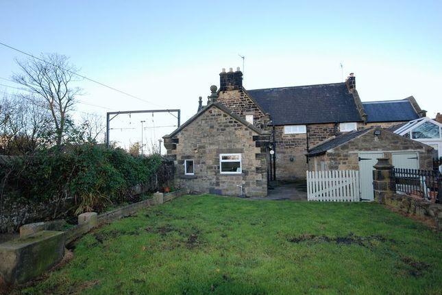 Thumbnail Semi-detached house for sale in Station Road, Stannington, Morpeth