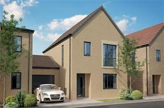 Thumbnail Link-detached house for sale in Combe Down, Bath