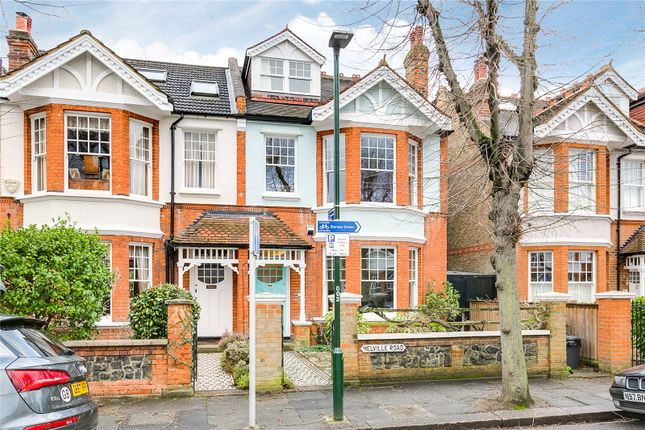 Thumbnail Detached house for sale in Melville Road, London