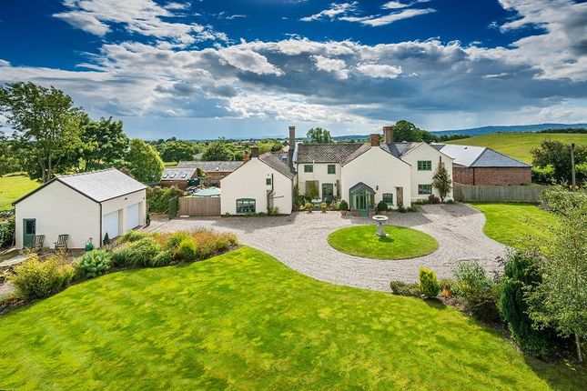 Thumbnail Farmhouse for sale in St. Martins, Oswestry