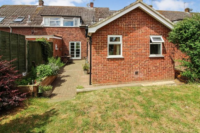 Thumbnail Semi-detached house for sale in Hamblings Piece, East Harling, Norwich