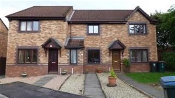 Thumbnail Terraced house to rent in Ferguson Drive, Perth