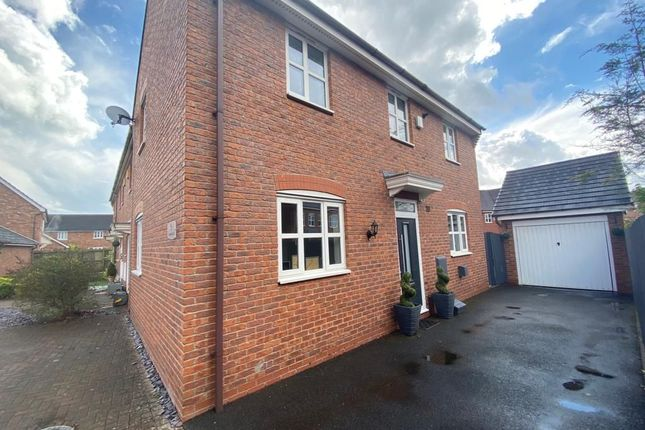5 bed terraced house for sale in Oakland Court, Weston, Crewe CW2