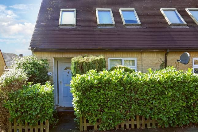 Thumbnail Semi-detached house to rent in Tower Hill, Witney, Oxfordshire