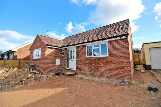 Thumbnail Detached bungalow for sale in Summerfields Road, Chard