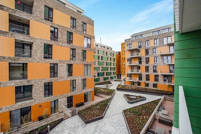 Thumbnail Flat to rent in Telcon Way, London