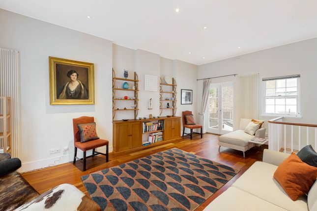 Thumbnail Terraced house for sale in Woodfall Street, Chelsea