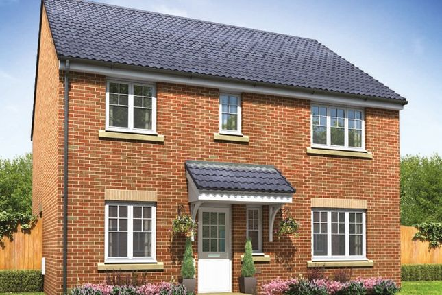 "Thumbnail Detached house for sale in ""The Marleybone "" at Cawston Road, Aylsham, Norwich"