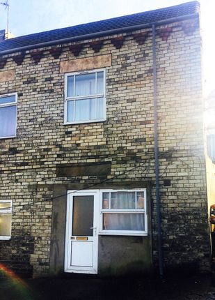 Thumbnail End terrace house to rent in High Street, Lingdale