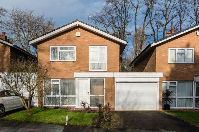 Thumbnail Detached house to rent in Christchurch Close, Edgbaston, Birmingham
