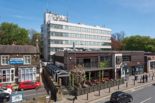 Thumbnail Office to let in White Rose House, Otley Road, Headingley, Leeds
