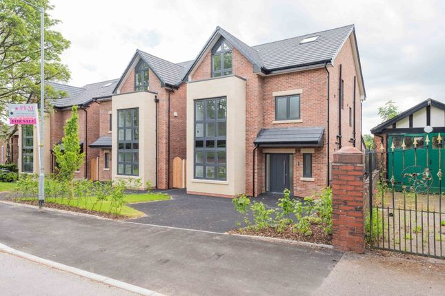 Thumbnail Detached house for sale in Albert Road West, Heaton