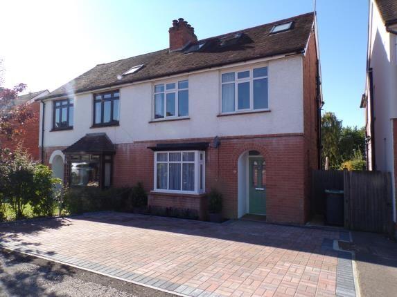 Thumbnail Semi-detached house for sale in Goldsmid Road, Tonbridge, Kent