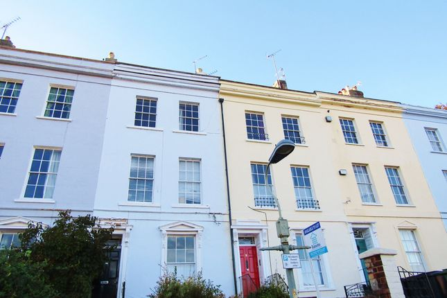 Thumbnail Flat to rent in St Leonards, Exeter