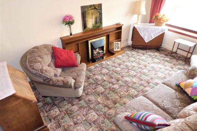 Thumbnail Detached bungalow for sale in 17 Glebe Road, Mosstodloch