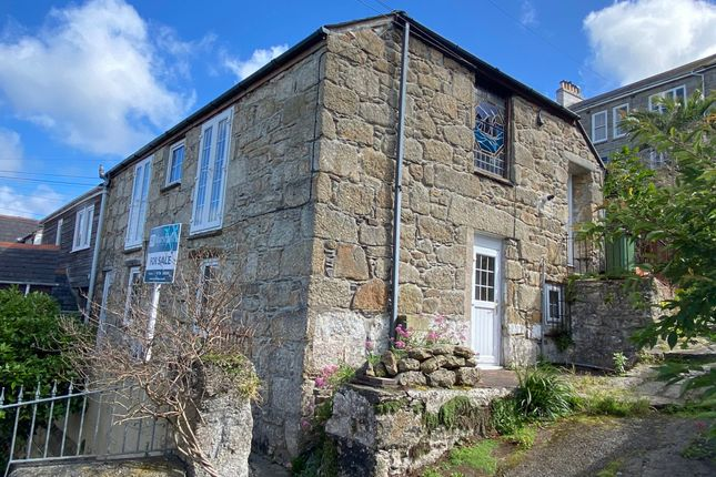 Thumbnail Semi-detached house for sale in St. Peters Hill, Newlyn, Penzance